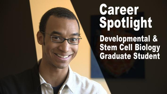 Developmental & Stem Cell Biology Graduate Student | KQED Science 2015
