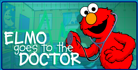 Elmo Goes To The Doctor Sesame Street Pbs Learningmedia