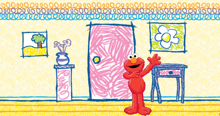 Elmo's World: Books | Sesame Street