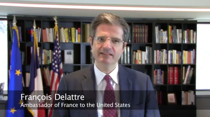 Welcome to the Embassy of France