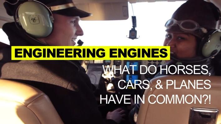 Engineering Engines   MIT's Science Out Loud