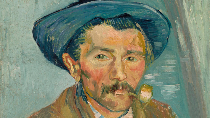 The Smoker (Le Fumeur), Vincent van Gogh