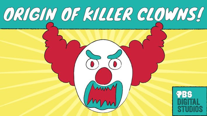 The True Origin of Killer Clowns | Origin of Everything
