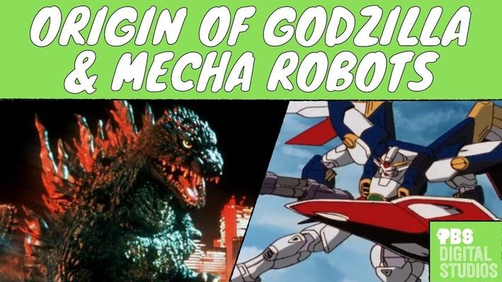 How WWII Created Godzilla & Mecha Robots | Origin of Everything