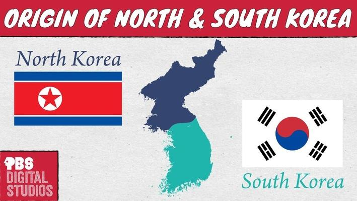 Why is There a North and South Korea? | Origin of Everything