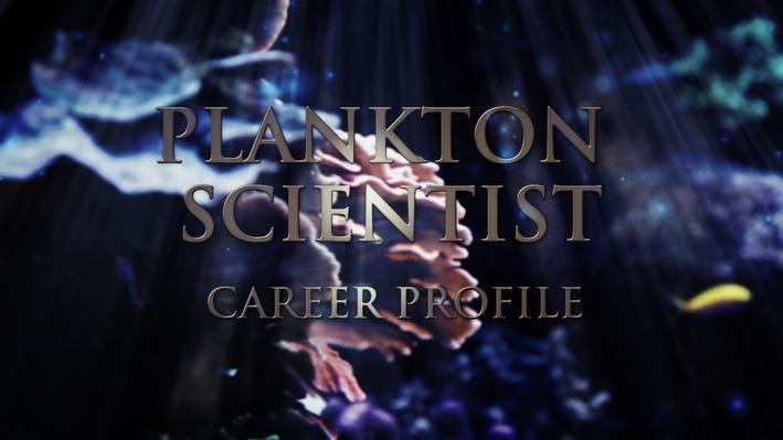 Plankton Scientist | Career Profile - Episode 1