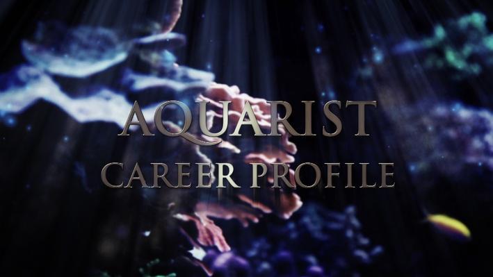 Aquarist | Career Profile - Episode 1