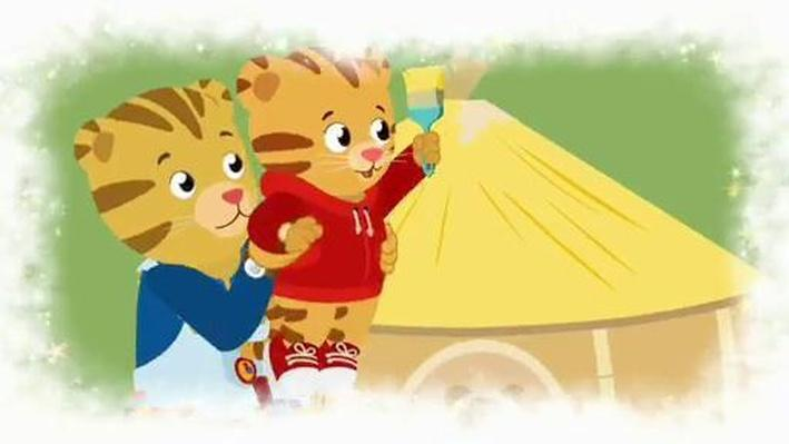 Everyone is Big Enough to Do Something Song | Daniel Tiger's Neighborhood
