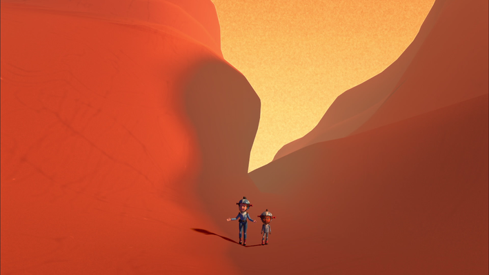 Exploring Mars | Ready Jet Go!