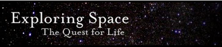 My Visionary Garage Space Scientist | Exploring Space: The Quest for Life