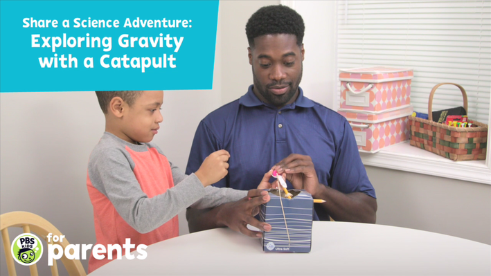 Ready Jet Go! - Exploring Gravity | Science Crafts for Kids