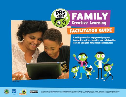 Facilitator Guide - Family Creative Learning | RTL 2015-2020