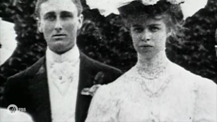 American Experience: FDR, Part 1--FDR and Eleanor Get Married