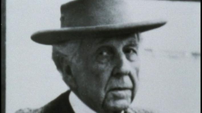 Frank Lloyd Wright, Part 1: Profile of a Genius