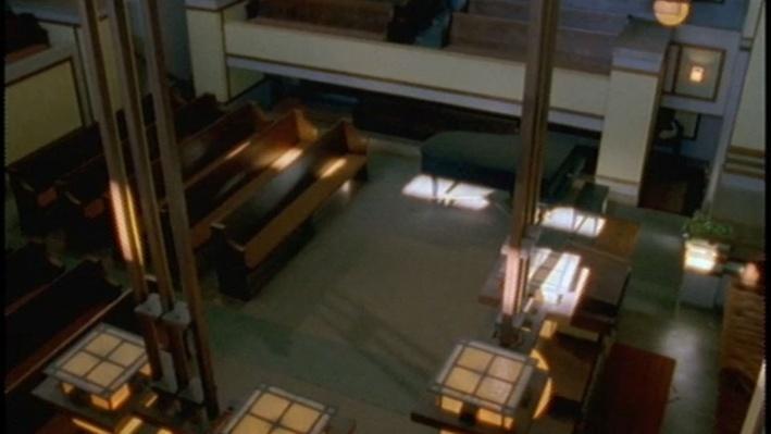 Frank Lloyd Wright, Part 1: Unity Temple
