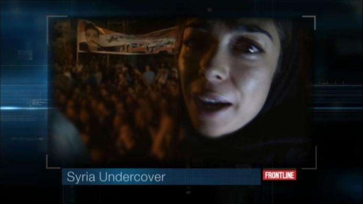 Frontline: Syria Undercover and The Regime | Introduction