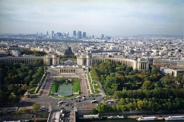 CIA World Factbook: France