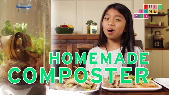 How to Make a Composter | Full-Time Kid