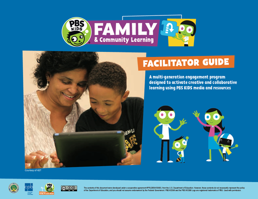 Front cover of Facilitator Guide