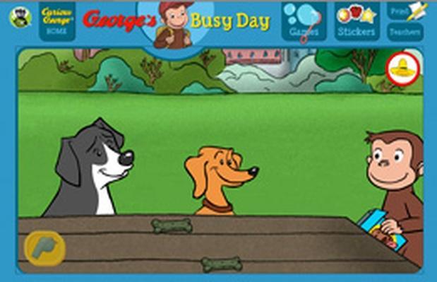 Fair Shares - Curious George | PBS KIDS Lab