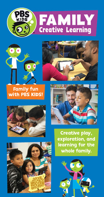 Family Creative Learning Banner | RTL 2015-2020