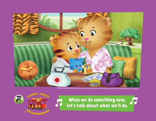 Family Activity: Going to the Doctor | Daniel Tiger's Neighborhood