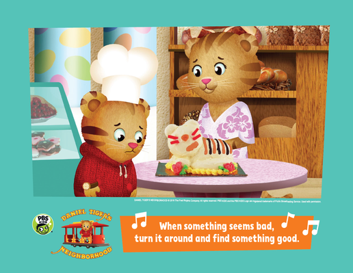 Family Activity: Disappointment | Daniel Tiger's Neighborhood