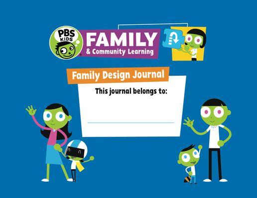 Family Design Journal - Family & Community Learning with ScratchJr | RTL 2015-2020