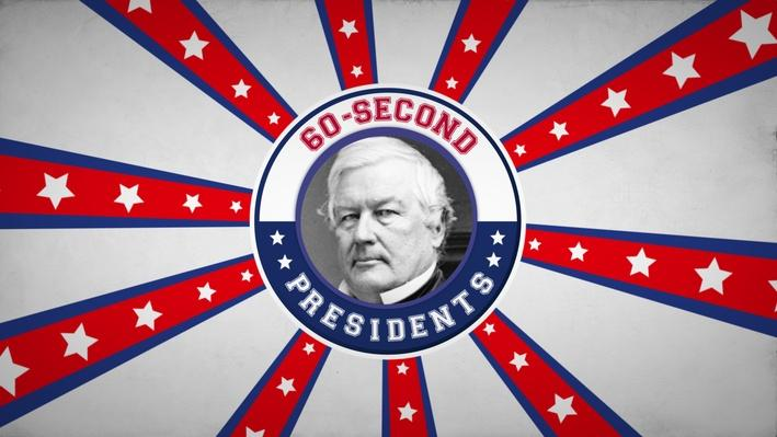Millard Fillmore | 60-Second Presidents
