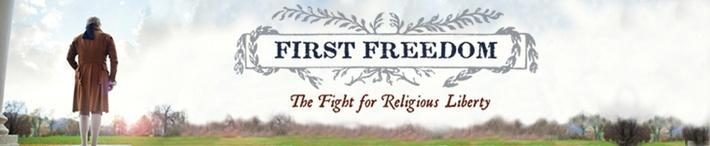 First Freedom: The Fight for Religious Liberty |  Lesson Plans