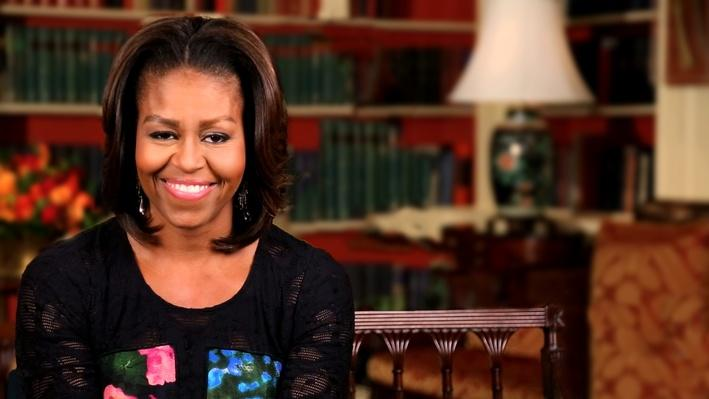 Welcome (and Bonjour!) from the First Lady