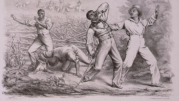 Fugitive Slave Act Effects