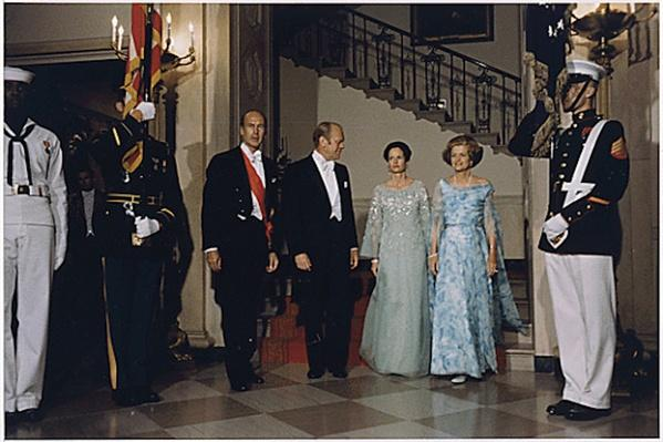 The Fords: French State Dinner, 1976