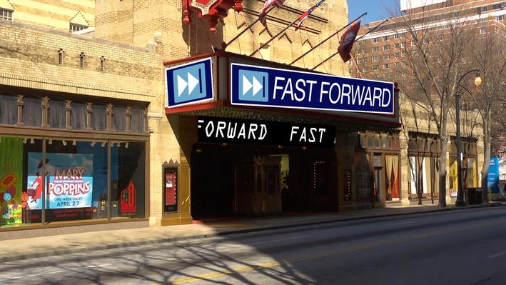 Fox Theatre | Fast Forward Launch Pad