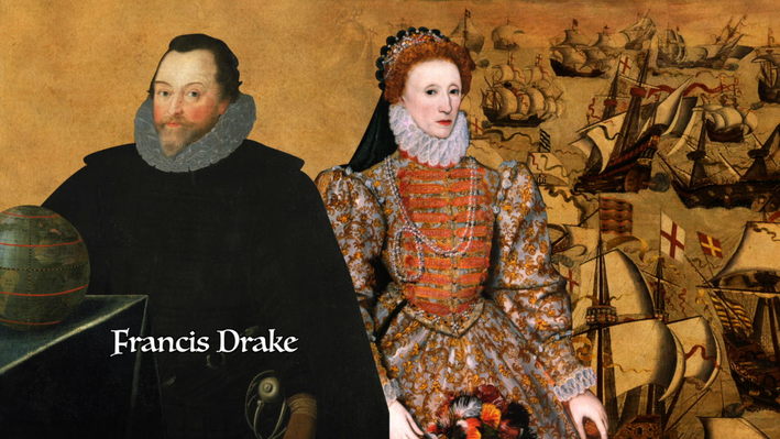 Francis Drake | PBS World Explorers