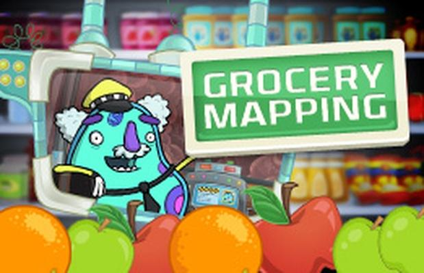 Fresh Pick Level 1: Grocery Mapping | Fizzy's Lunch Lab