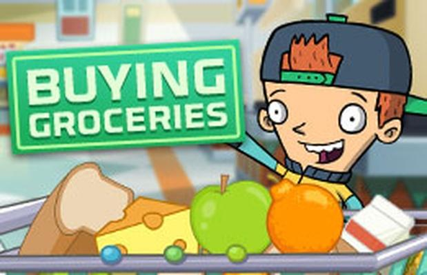 Fresh Pick Level 2: Buying Groceries | Fizzy's Lunch Lab