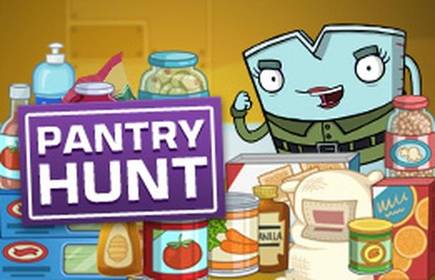 Fresh Pick Level 4: Pantry Hunt | Fizzy's Lunch Lab