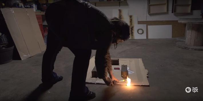 MN Original | Pyrotechnic Artist Lisa Friedrich