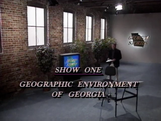 101: The Geographic Environment of Georgia | Georgia Stories