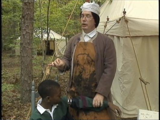 Georgia Stories: Colonial Surgeon