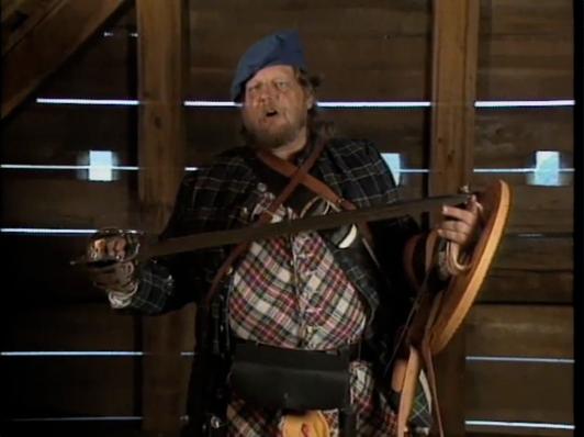 Georgia Stories: Scottish Highlanders