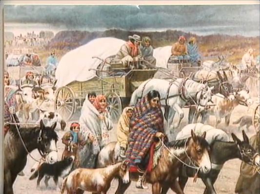 The Trail of Tears | Georgia Stories