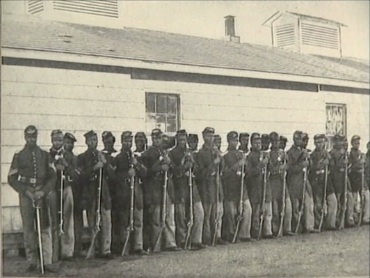 A New Birth of Freedom: Black Soldiers in the Civil War | Georgia Stories