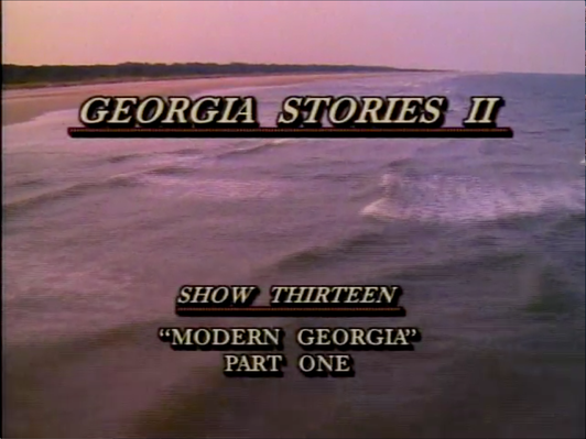 Georgia Stories 213: Modern Georgia, Part I