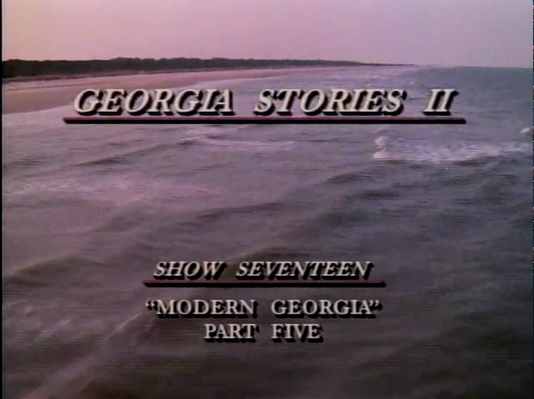 Georgia Stories 217: Modern Georgia, Part V