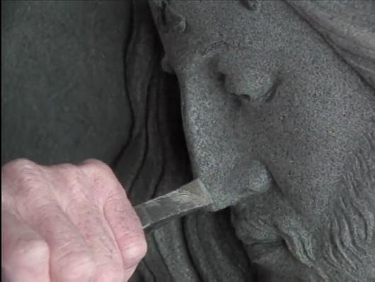 Georgia Stories: Granite Sculptor