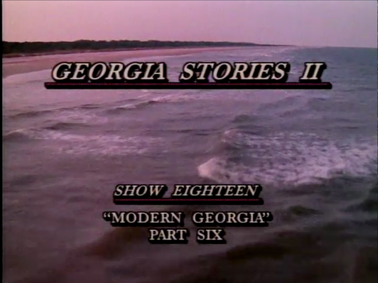 Georgia Stories |  218: Modern Georgia, Part VI