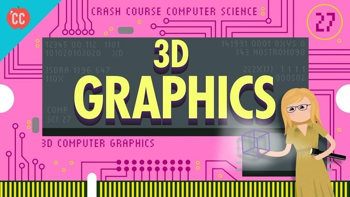 3D Graphics: Crash Course Computer Science #27