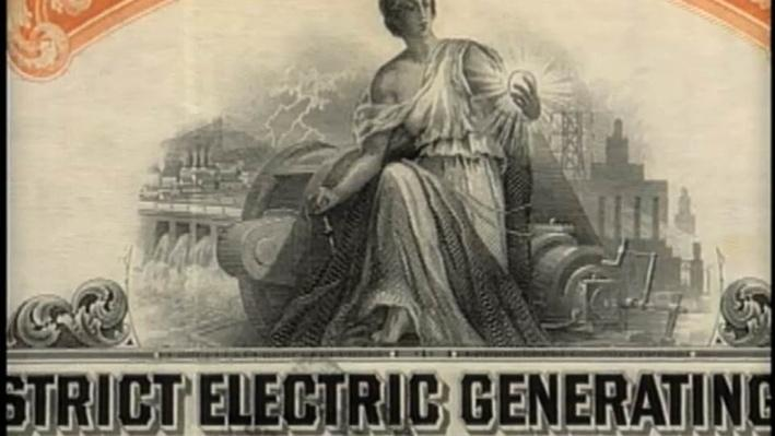 Great Projects: The Building of America, Electric Nation | Wealth Grows